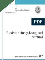 Resistencias y Longitudes