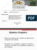 Introducción a la Química Orgánica I