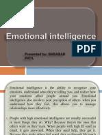 Emotional Intelligence PPT MBA