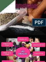 LAS DROGAS