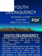 Youth Delinquency