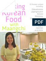 Cooking Korean Food With Maangchi - Book 1 (revised 2nd edition)
