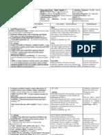 Sacral Case Study Care Plan