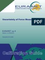 EURAMET cg-4  v2.0 03-2011