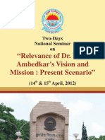 National Seminar on B R Ambedkar Studies (1)
