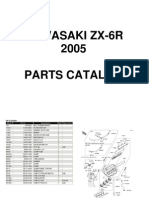 Kawasaki ZX6R(00-02) Manual