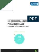 Rapport présidentielle (26 Mars au 01 Avril 2012)
