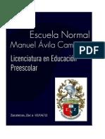 TUTORIAL PARA REALIZAR UN FORMULARIO A TRAVÉS DE GOOGLE DOCS.