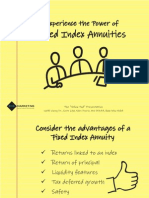 Yellow Pad - Index Annuities