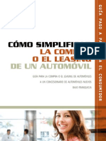Car Buying or Leasing Made Simple (Spanish)