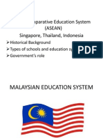 Comparative Education System