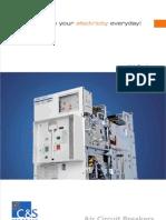 Air Circuit Breakers - AH Type