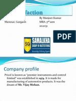 Manjeet Presentation