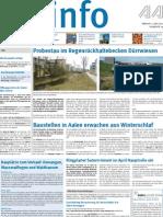 Stadtinfo Aalen - KW 14 - 2012