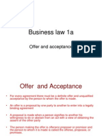 Business Law 1a