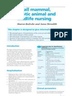 Manual of Advance Veterinary Nursing