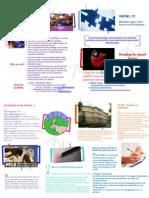 GLOBE's Newsletter (Issue 001)
