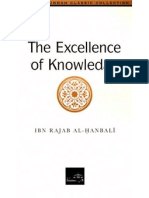 81808612 the Excellence of Knowledge
