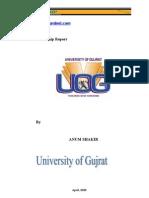Internship Report on NBP 2