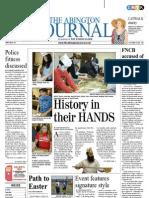 The Abington Journal 04-04-2012