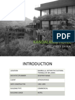 Kandalama Hotel g