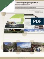Karakoram Knowledge Highways (KKH) Issue 4