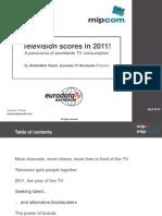 Miptv 2012 Eurodata Panorama of Worldwide Tv Consumption Whitepaper