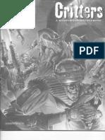 Shadowrun 3e - Critters