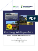 3770514 CEG Solar Marketing Report August 2009