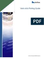 DOC00305 Verix eVo Porting Guide
