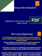 4 Monitoring Evaluation Pres 14 June 05