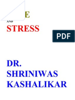 Time and Stress Dr. Shriniwas Janardan Kashalikar