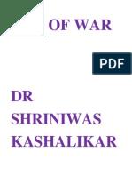 Tug of War Dr Shriniwas Kashalikar