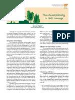 Tree Susceptibility to Salt Damage