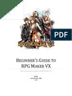Beginner's Guide to RPG Maker VX (v0.4)