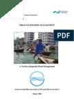 WMO (2008) Urban Flood Risk Management