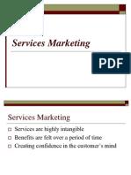 Services Mktg.