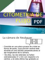 CITOMETRIA DE FLUJO