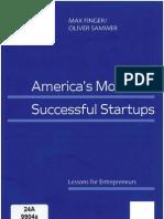 America's Most Successful Startups (Samwer, 1999)