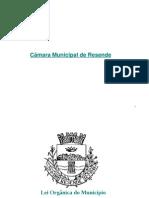 Lei Organica Do Municipio de Resende