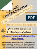 3 MUNDO CONTEMPORÂNEo Revoluções Inglesas