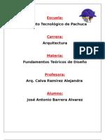 Reporte de La Casa BarragÁn y La Casa Gil ArdÍ (Jose Antonio Barrera)