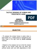 4_3_Tactile Sensing of Human And