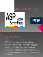 ASP-Active Server Pages