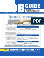 The Job Guide Volume 24 Issue 7 OK