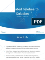 Integrated Telehealth Solution - Dhanush Kenya -Connected Kenya