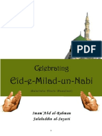 Celebrating Eid Milaad