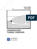Underwater Tunnel Piercing