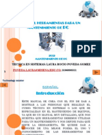 Laura Poveda Mantenimiento PDF