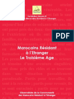 Marocains Résidant à l'Etranger et Le Troisième Age